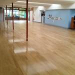 commercial floor sanding